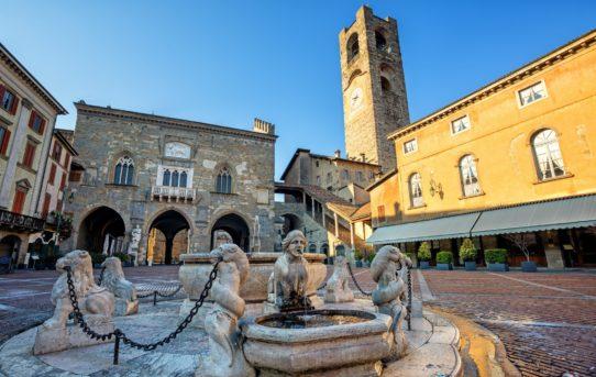 Tomaso Sensitivo a Bergamo